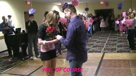 Best Marriage Proposal Ever, Christina Perri A Thousand