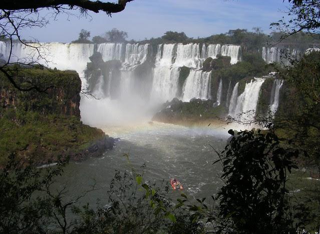 iguazù, cascate, argentina, brasile, unesco