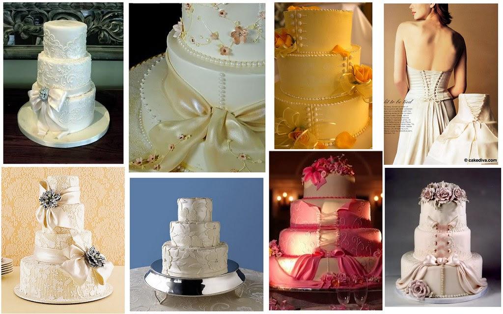 Romantik Düğün Pastaları 2