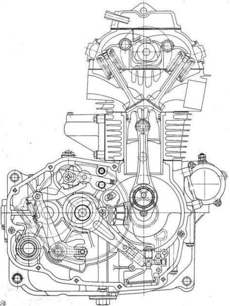 Honda CB-350 Engine | Honda Classic Bikes