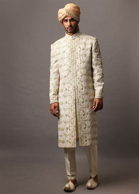 Best Wedding Sherwani Designs By Deepak Perwani   PK Vogue
