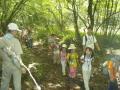 20080815-50夏キャン(山中野営場)森の訓練