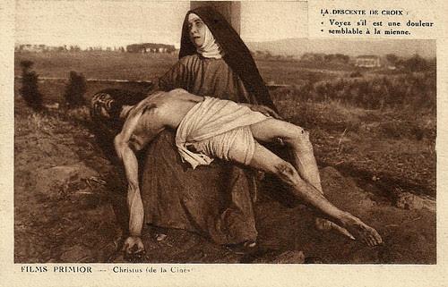 Christus (1916) Pietà