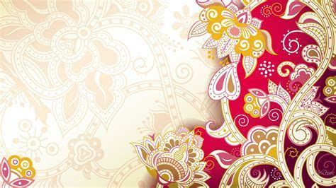 Ornaments, Abstract, Hd, Wallpaper, Display, Colourful