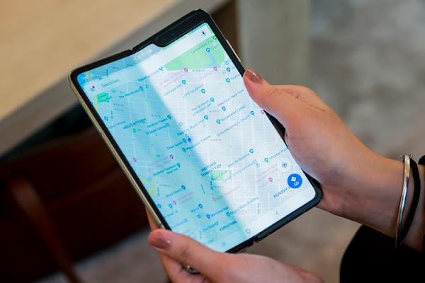 786c2a0de9a [Actualizado] Las pantallas de los primeros Galaxy Fold para review están  comenzando a presentar fallas