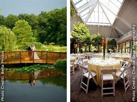 Atrium At Meadowlark Botanical Gardens Wedding Locations
