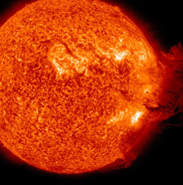Solar Flares Could Cripple Earth's Tech Infrastructure in 2013