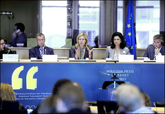 EP Journalism Prize: panel discussion on the r...