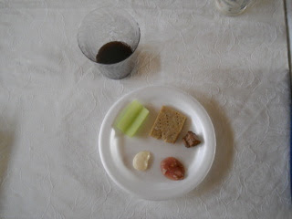Passover Seder Plan & Cup of Wine