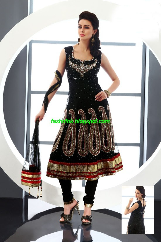 Indian-Anarkali-Umbrella-Frocks-2013-Anarkali-Churidar-Salwar-Kameez-New-Fashionable-Clothes-2