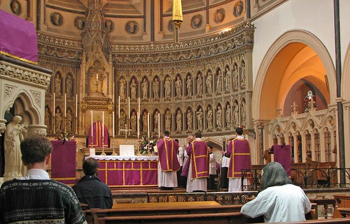 Vigil Mass of St John the Baptist's Nativity