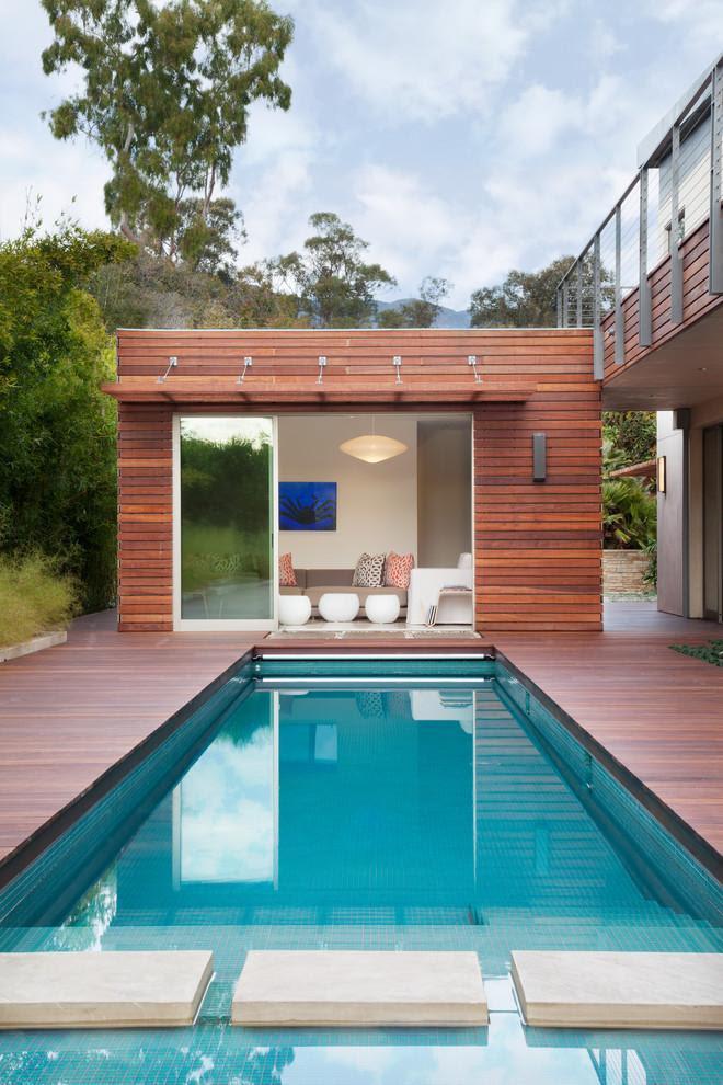 High-End Ecofriendly Luxury House in Montecito, California ...