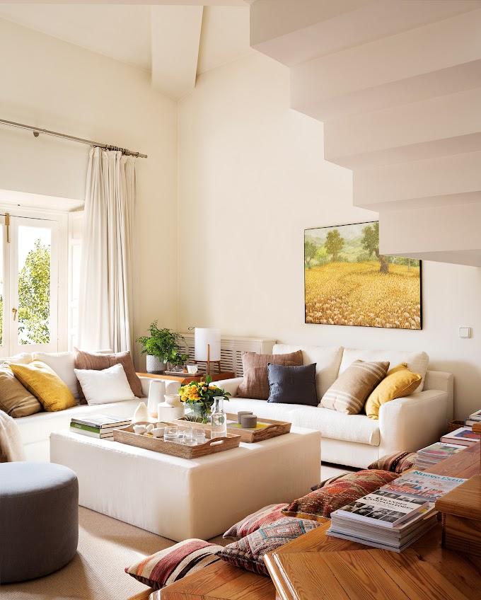 Como Decorar El Mueble Del Salon / 5 salones renovados por El Mueble