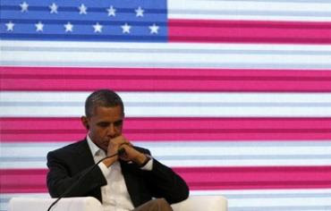US President Obama participates in the CEO Summit of the Americas in Cartagena April 14, 2012.