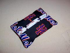 Mets Pocket Tissue Holder