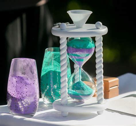132 best Wedding Unity Sand Ceremony Hourglasses images on
