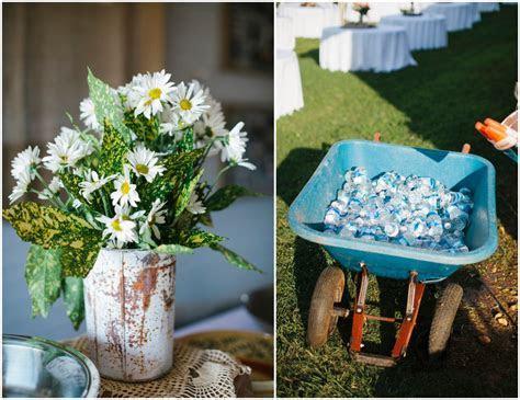 Elegant Horse Farm Wedding   Rustic Wedding Chic