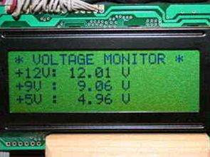 Màn hình điện áp DC với đo điện áp PIC18F4455 Picbasic