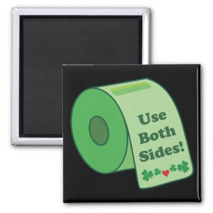 Save Money - Use both sides Magnets