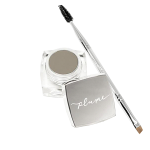 plume, nourish & define brow pomade, the detox market