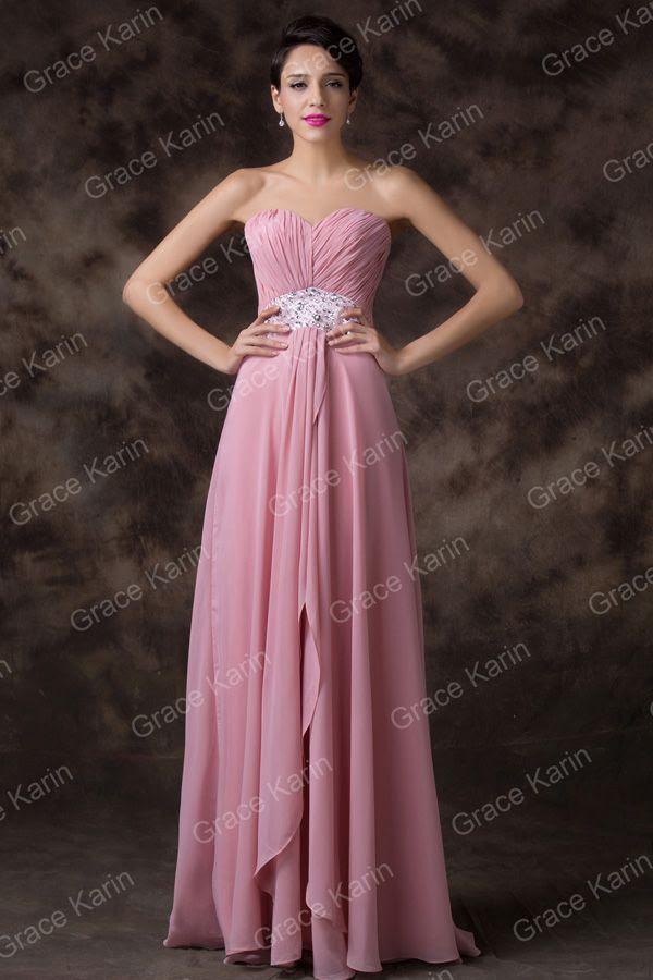 Long evening dress 8