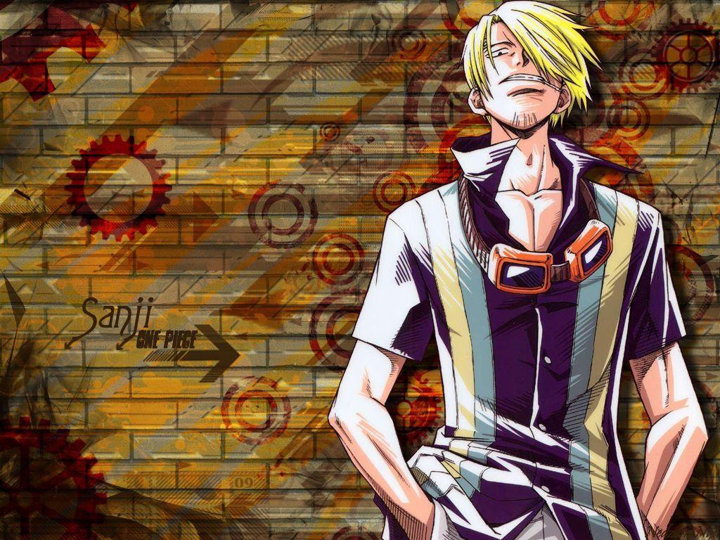 One Piece Sanji Wallpaper 4k Gambarku