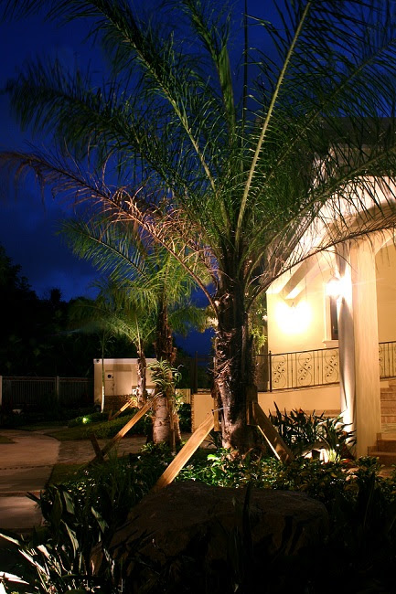 Outdoor lighting St. Louis for Spanish style homes | Outdoor