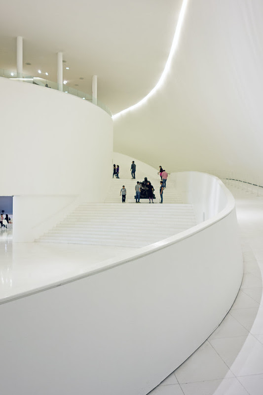Soumaya Up Ramp From Entry Area
