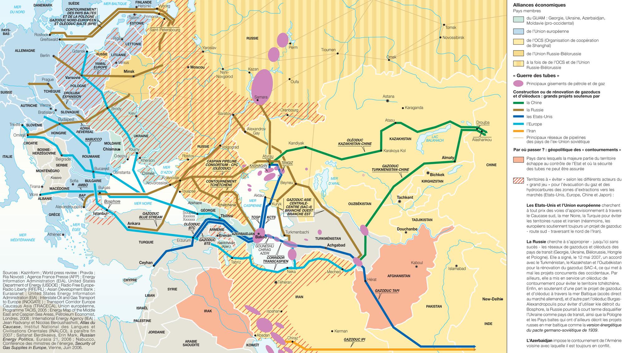Le Nouveau Grand Jeu En Asie Centrale Blogrunner