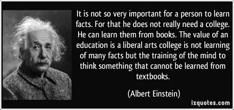 Value Of Liberal Arts Education Quotes