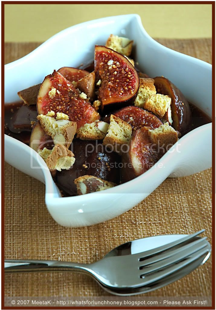 Figs In Cherry Caramel (03) by MeetaK