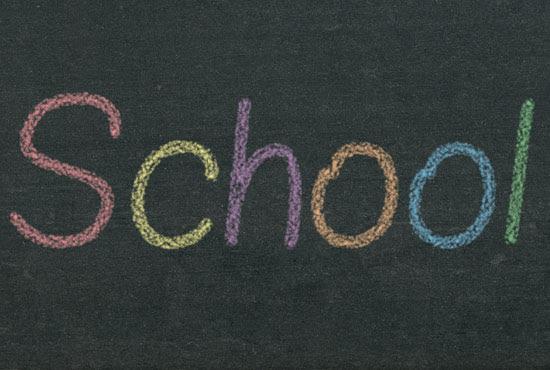 Chalk Text Effect step 5