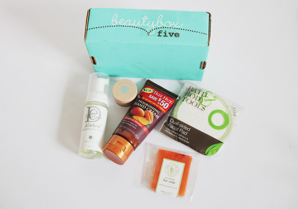 March 2014 Beauty Box 5 Review