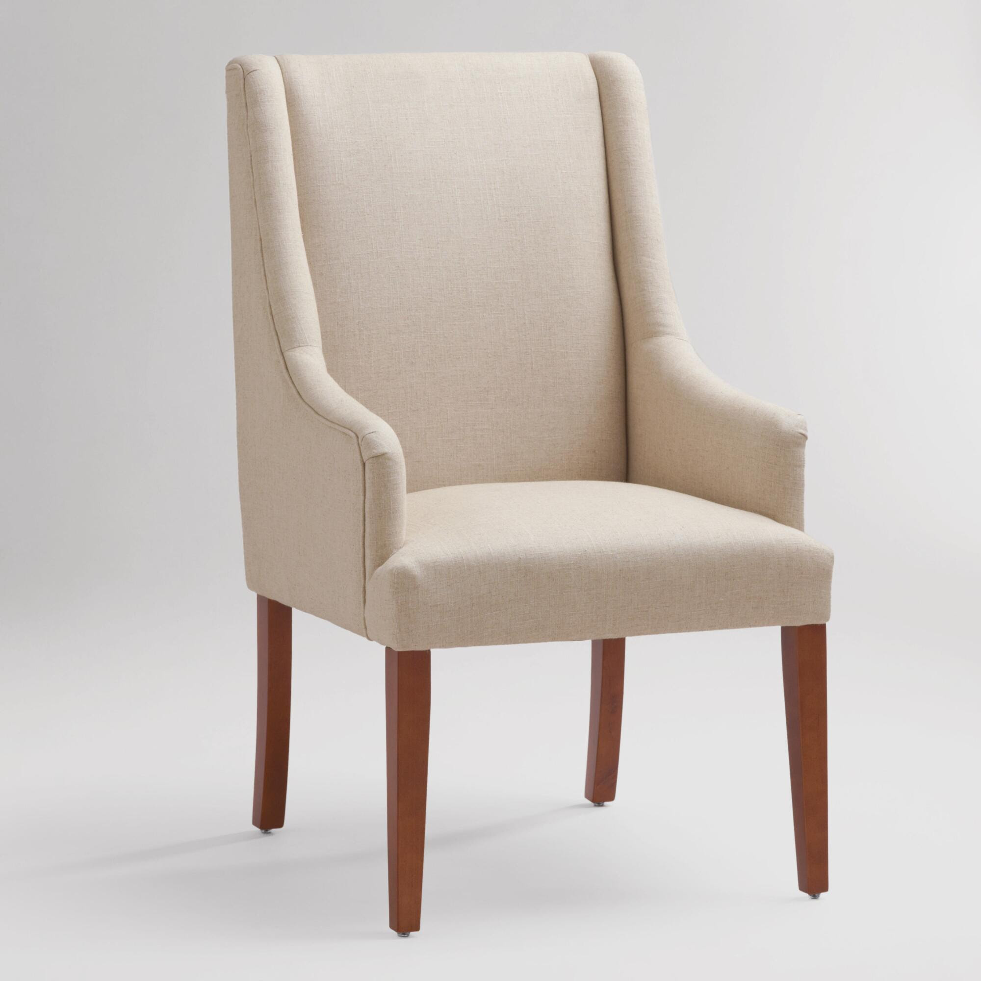 Slipcovers For Dining Chairs Without Arms - interior ...