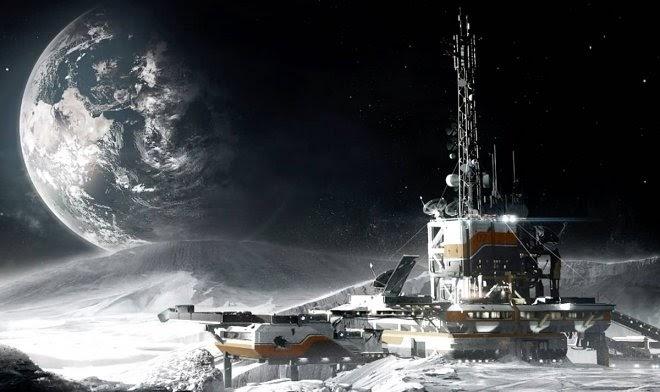 Россия и Китай договорились о совместном строительстве лунной научной станции
