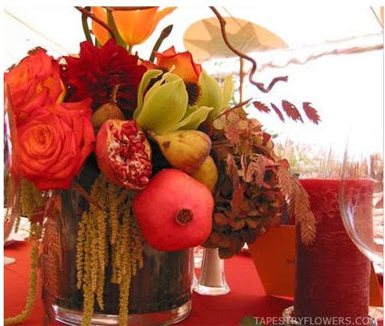 Falling in Love With A Fall Themed Wedding