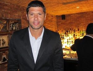 Fabio Luciano, ex-zagueiro do Flamengo (Foto: Rafael Cavalieri / Globoesporte.com)