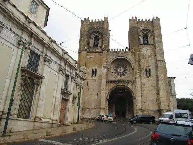 Catedral da Sé lisboa
