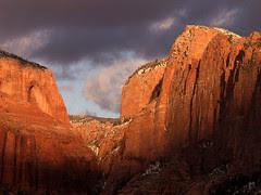 Nagunt Mesa Valley