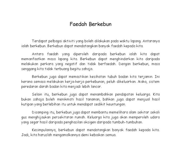 Soalan Alam Sekitar Scribd Selangor Q
