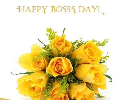 Warm Wishes For Your Boss  Free Happy Boss's Day eCards