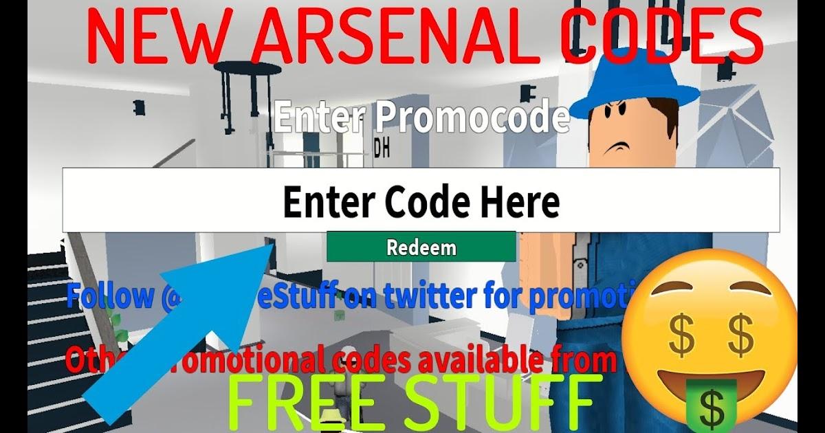Roblox Arsenal Redeem Codes Free Robux Hacker Typer