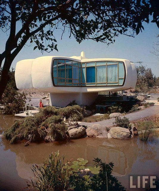 Monsanto House of the Future - June 12, 1957–December 1967