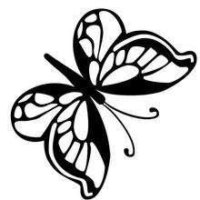 Dibujos Para Colorear Mariposa Monarca Chistosa Eshellokidscom