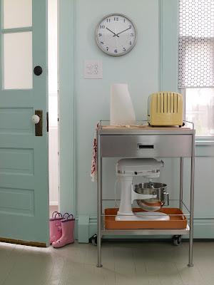 Make Your Small Kitchen Work Decorology