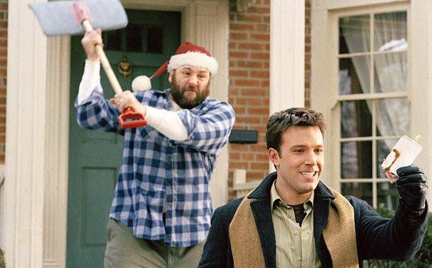 Ben Affleck paga para ter James Gandolfini na família durante as festas de fim de ano