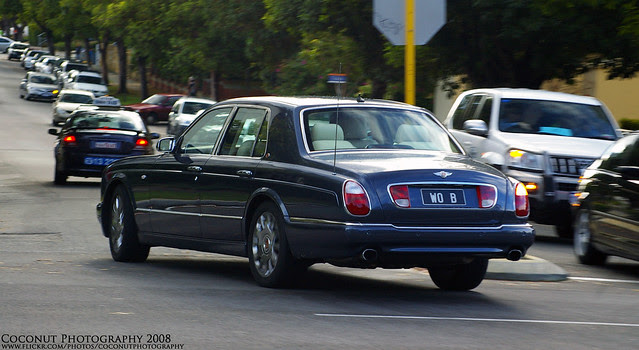 Bentley Arnage RL Limousine