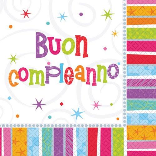 Glückwünsche Geburtstag Italienisch, Herzlichen