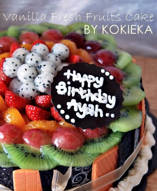 Gambar Kue Ulang Tahun Untuk Papa Berbagai Kue