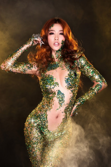 The Sexy Poison Ivy